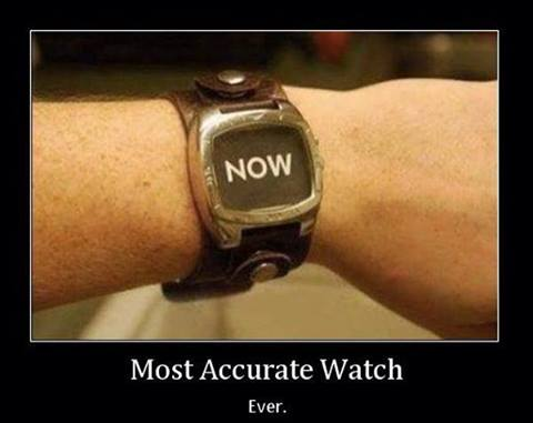 NOW - Most Accurate Watch Ever